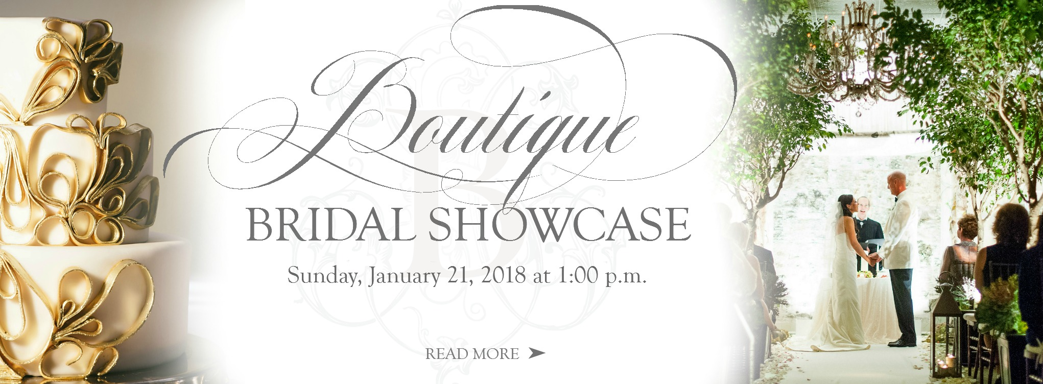 Boutique Bridal Showcase
