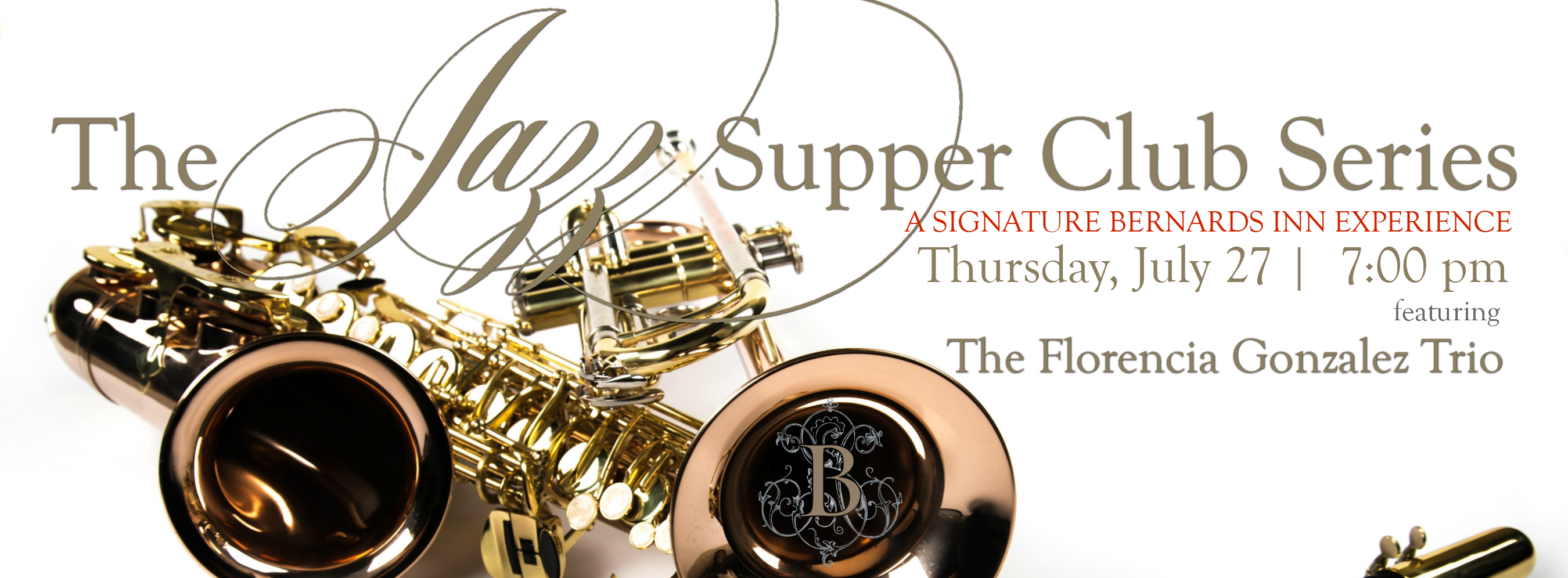Jazz Supper Club Series