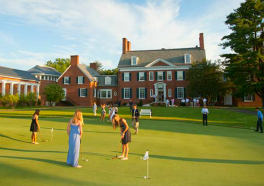 USGA Museum Far Hills New Jersey Beranrds Inn Local Attractions