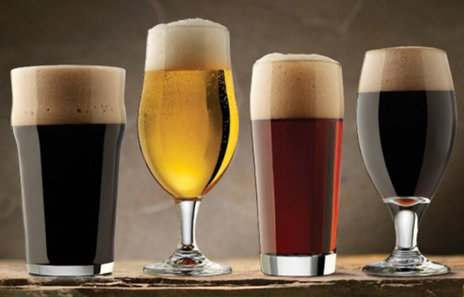 craft beer dinner at bernards inn