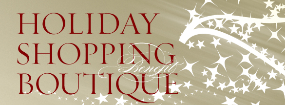Holiday Shopping Boutique