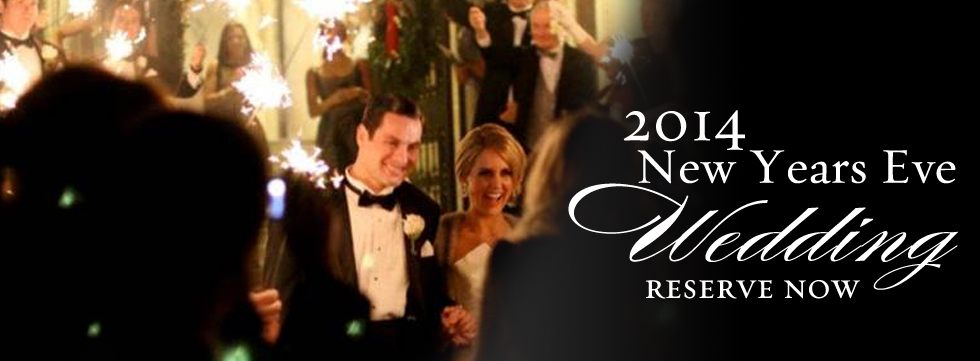 New Years Eve Wedding