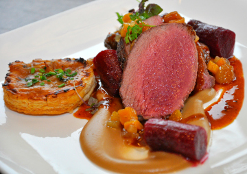 Fine Dining Restaurant Menus - Hotels - New Jersey