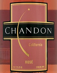 domaine chandon sparkling rose